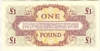 [Great Britain 1 Pound Pick:M-36a]